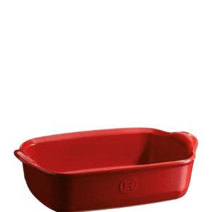 pirofila individuale rossa